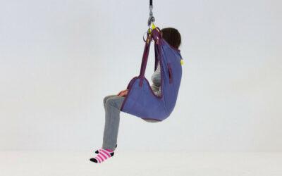 Using slings in different scenarios.
